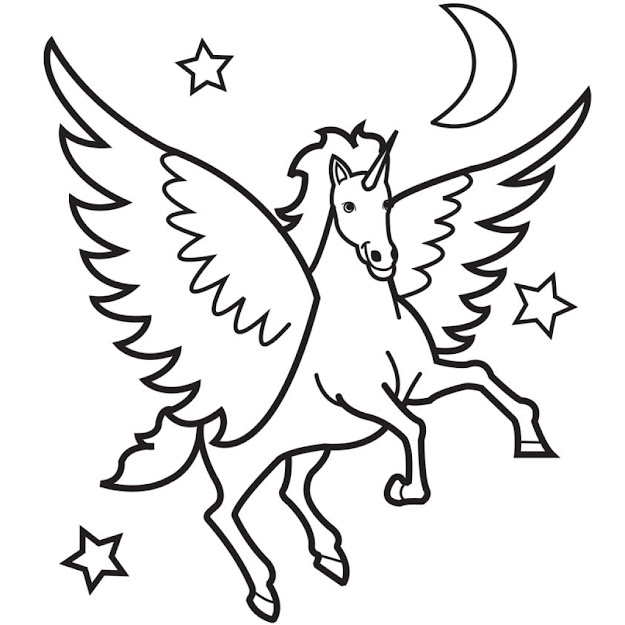 Top Baby Unicorn Coloring Pages Photos Coloring Pages