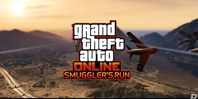 Rockstar Announces GTA Online Smuggler's Run; Details Upcoming New Content For This Fall