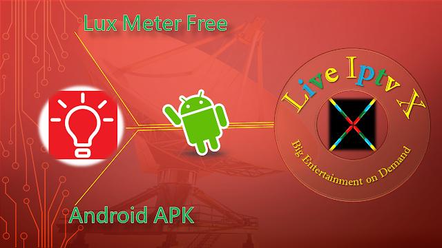 Lux Meter Free APK