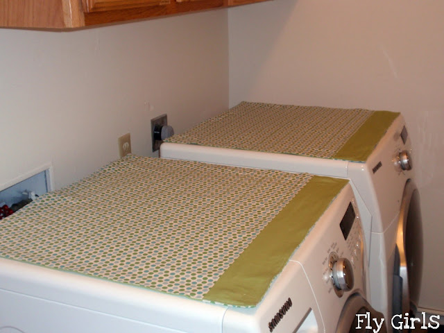 Fly Girls Washer Dryer Covers