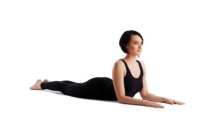 Tư thế Nhân Sư ( Sphinx Yoga Pose)