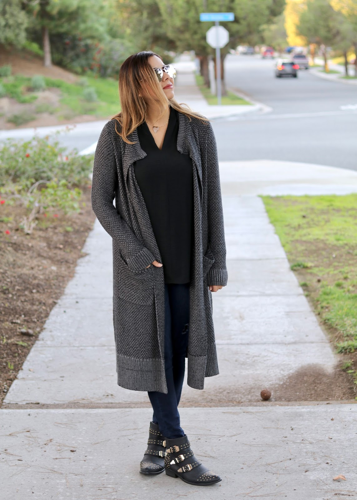 San Diego Style Blogger, best of san diego fashion bloggers, san diego street style, long cardigan