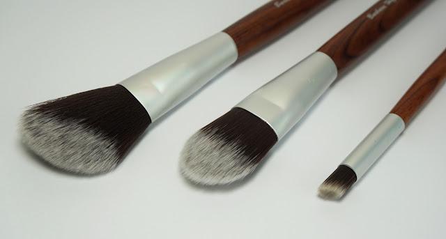 Barbara Hofmann - Beauty Tools Pinsel, Kosmetik, Redwood Serie