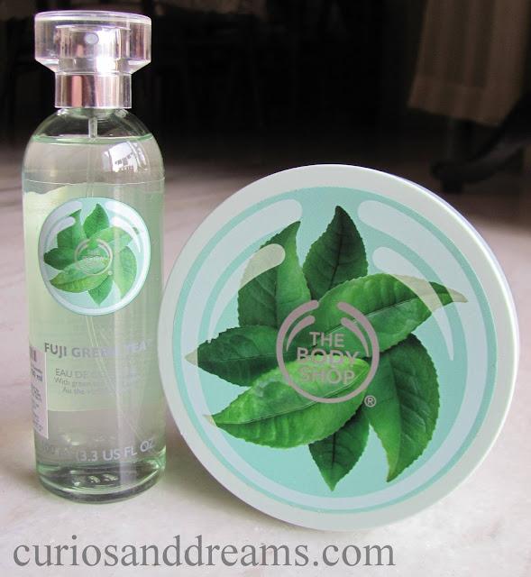 The Body Shop Green Tea Body Butter, The Body Shop Green Tea Body Butter review