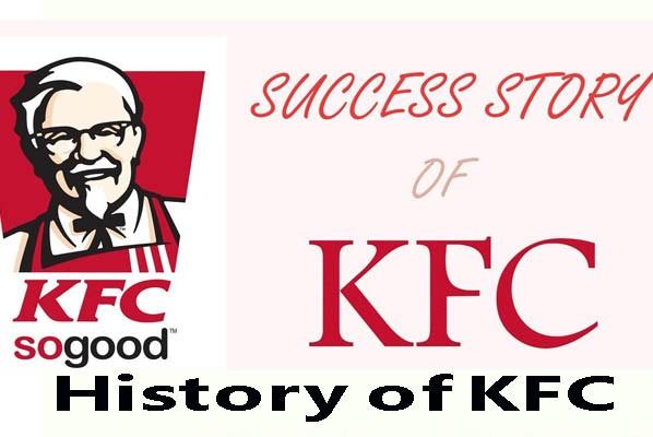 Sejarah Dari KFC