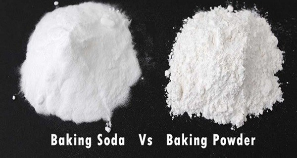 Difference Between Baking Soda and Baking Powder