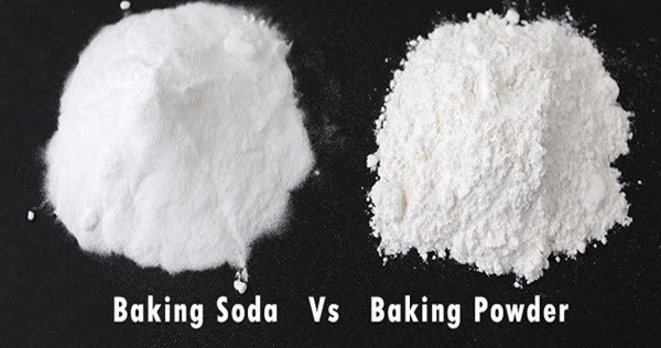 Difference Between Baking Soda And Baking Powder Minion