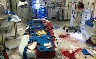 Η φωτογραφία και το μήνυμα ενός «βολεμένου» Έλληνα νοσηλευτή
