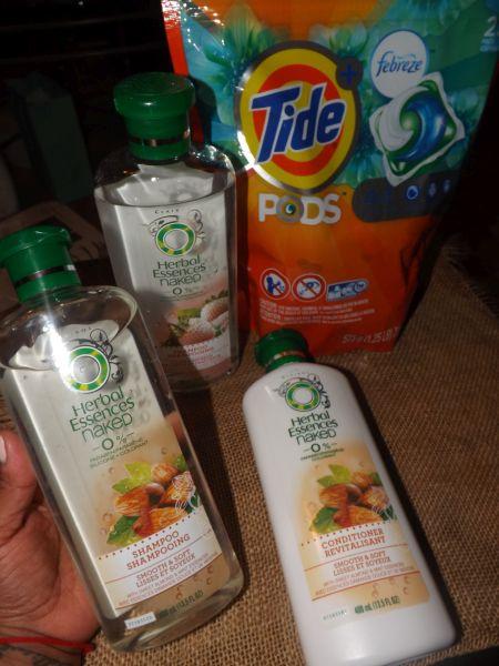 Tide PODS Downy Laundry Detergent Pacs, April Fresh,