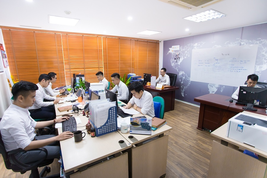 Nhân sự Cen Group có khả năng nắm bắt, xử lý công việc tốt.