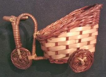 сувениры из лозы
