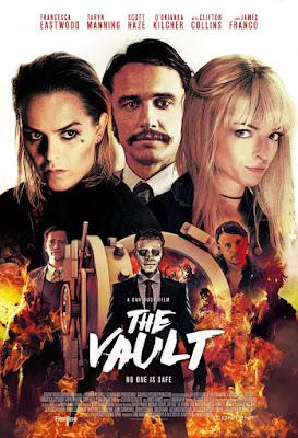 The Vault 2017 DVD R2 PAL Spanish