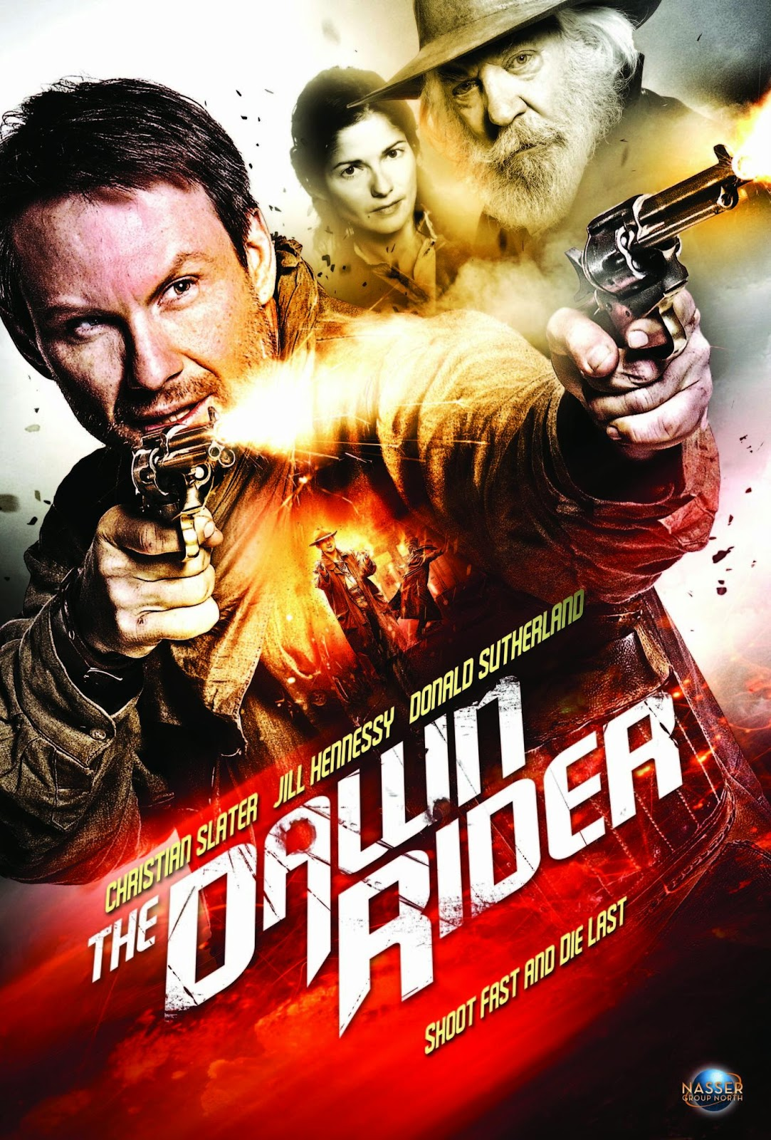 Dawn Rider สิงห์แค้นปืนโหด [HD][พากย์ไทย]