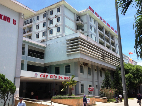 Một thiếu nữ 19 tuổi nhảy từ tầng 7 Bệnh viện Quảng Ngãi