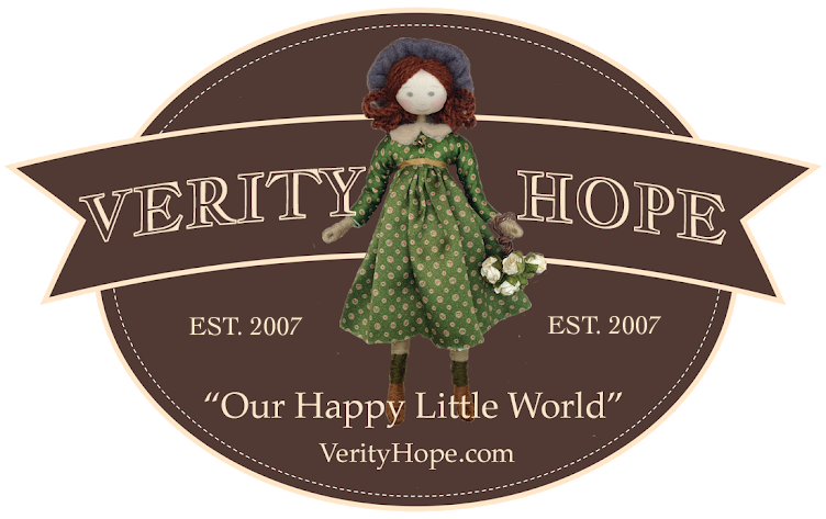 VERITY HOPE