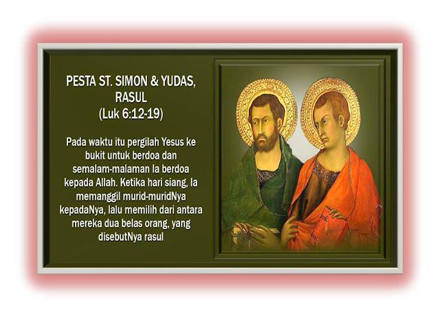 LUKAS 6:12-19
