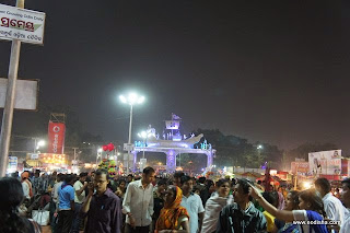 Millions of People comes to see Cuttack Baliyatra