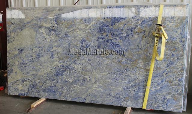 Sodalite Blue Granite slabs for countertop