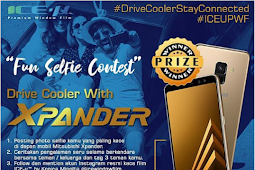 Fun Selfie Contest Drive Cooler With Xpander 2018