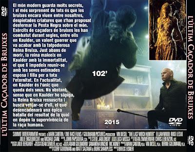 L'últim caçador de bruixes - [2015]