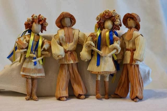 Музей гетьманства - Тамара Веремеенко, авторские куклы