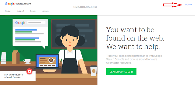 Mendaftarkan Sitemap Pada Google Webmaster