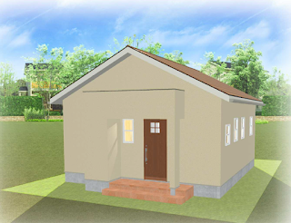 平屋の家に建て替える 三重県鈴鹿市