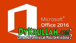Download Microsoft Office 2016 - 32bit