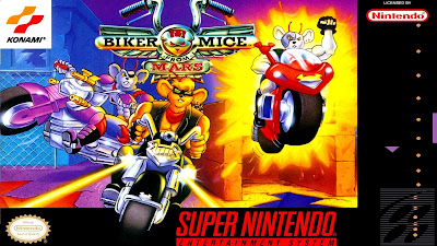 Rom de Biker Mice From Mars em português super nintendo download