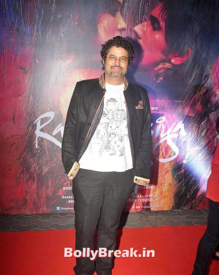 'Rang Rasiya' Premier at Cinemax, Photos from 'Rang Rasiya' Premier