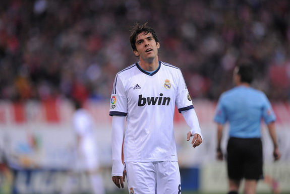 Kaká has previously preferred to try and fight for an opportunity with Real Madrid