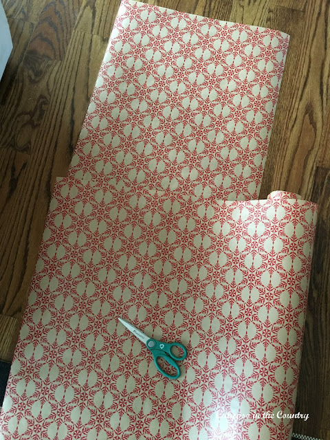Ways to Use Wrapping Paper in Home Decor