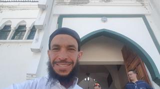شاهد من بعد صلاة الجمعة بمسجد القلة' نتيجة مغفرة الذنوب والخطايا