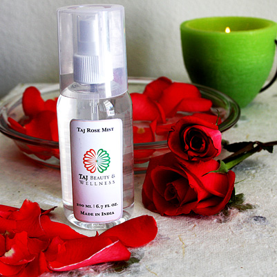 Rose Water - Home Made Beauty Tips
