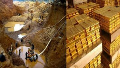 عـاجل | مفاجأة مفرحة جدا اكتشاف 18 منجم ذهب أكبر من منجم السكري !
