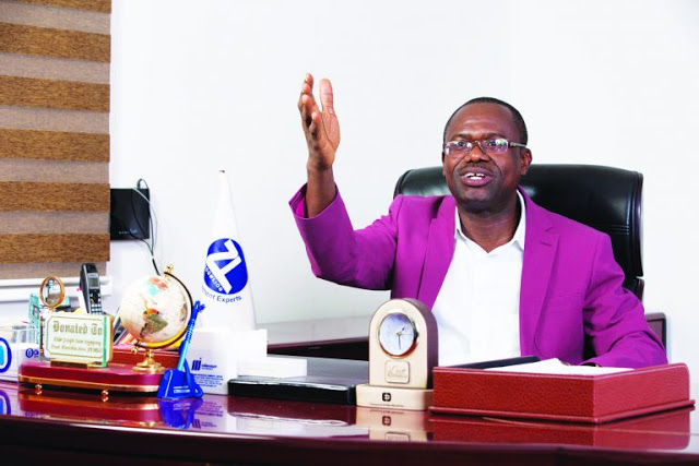 Jospong Group Boss, Dr. Joseph Siaw Agyepong Nominated For All Africa Business Leaders Awards