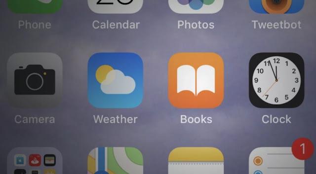 iBooks March 2018