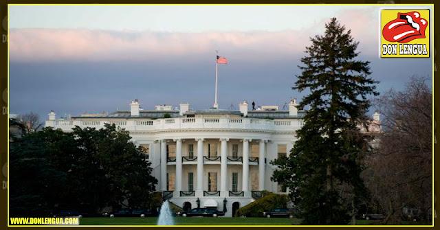 Casa Blanca confirma que solo reconocen como presidente a Juan Guaidó