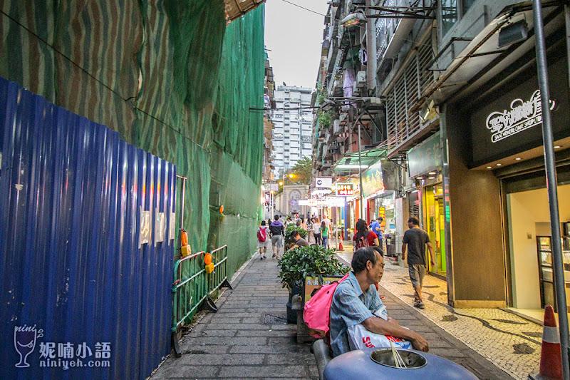 【澳門美食】恆友魚蛋滷味。香港遊客鍾情的咖哩味