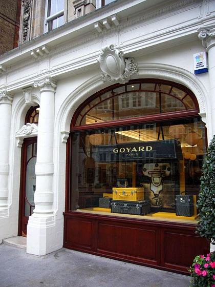 Goyard online shop