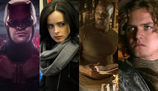 primer trailer de the defenders