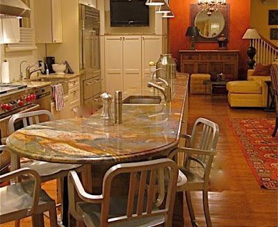 Ruang makan ala cafe