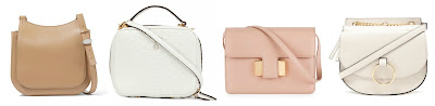 "Three of these crossbody bags are from designers for $2,250+ and one is from Forever 21 for $25. Can you guess which one is the ""impostor""? Click the links below to see if you are correct!"