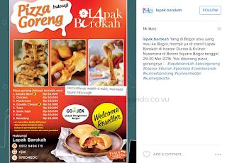 foodie_foodies_food_blogger_culinary_food blogger_culinary blogger_foodie_inijie_inijiegram_laurangelia_laura_nikita kusuma_niki_nikitakusuma_futari_futarikusuma_amandakohar_amanda_kohar_jack_magnifico_enog_the hungry doctor_indonesia_makanan indonesia_indo_id_surabaya_bogor_jakarta_pizza_goreng_selfie_selca_instagram_likes_followers_follower_like_subscriber_subscibe_kevin_anggara_ldp_last day production_jajan_merli_merlisan_chippeido_chippei-do_chintya_marcheline_lapak_barokah_indosaji_lapak.barokah