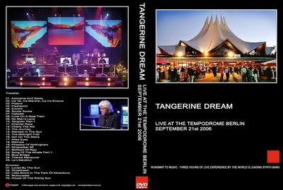 BREVIANT Music Collection: TANGERINE DREAM - Live at Tempodrome Berlin