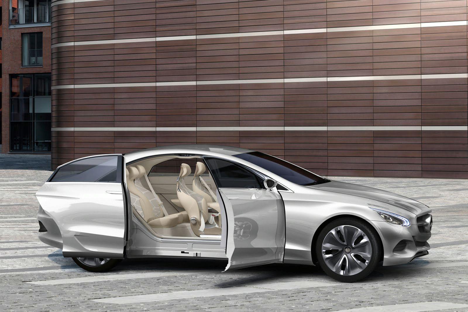 cars gto 2014 mercedes bls concept. Black Bedroom Furniture Sets. Home Design Ideas