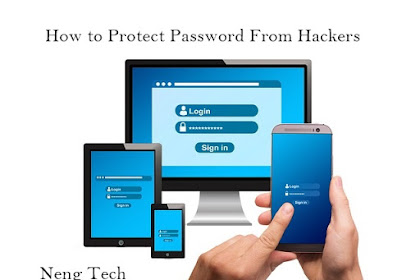 How to Protect Password From Hackers