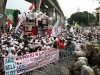 Bikin Bingung? Aksi 112: Polda Metro Melarang, Menteri Membolehkan