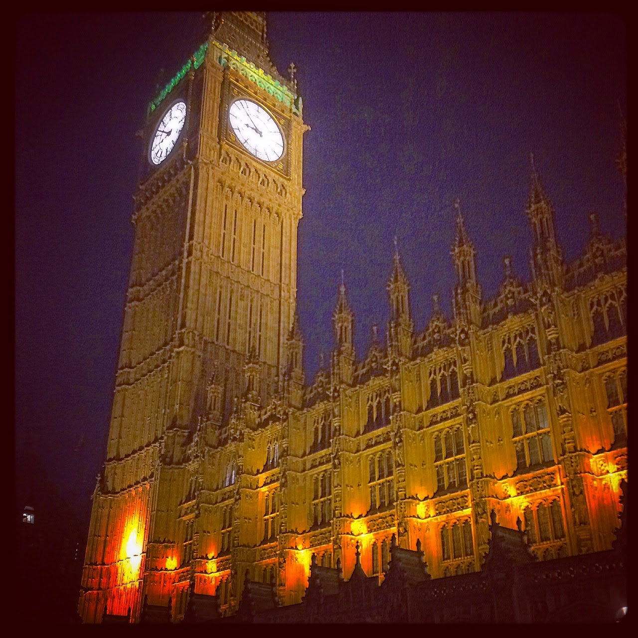 Visual Sound: INSIDE PALACE OF WESTMINSTER