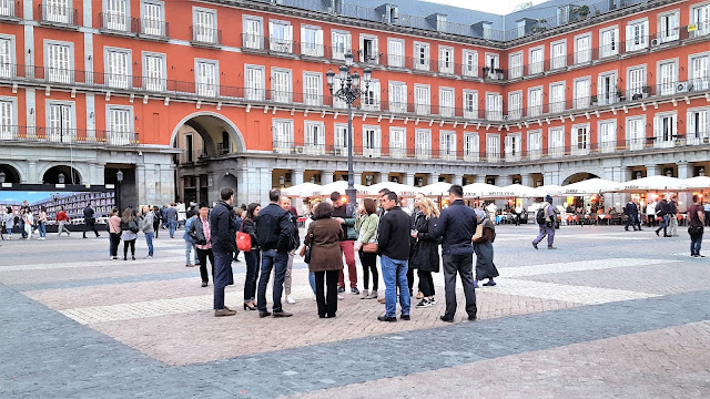 Plaza Mayor, Madrid, Elisa N, Blog de Viajes, Lifestyle, Travel